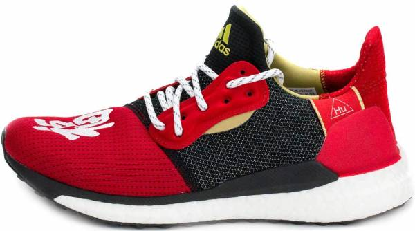 Adidas CNY Solar Hu Glide red, core black