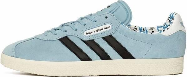 Adidas HAGT Gazelle Super - Blue-light Blue