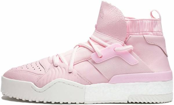 Adidas Originals by AW BBall Shoes - Pink (G28225)