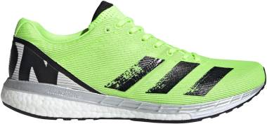Adidas Adizero Boston 8 - Green/ Black/Grey (EG7894)