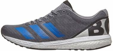 Adidas Adizero Boston 8 - Grey/Glory Blue/Grey (EH3565)