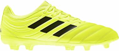 Adidas Copa 19.3 Firm Ground - Yellow (F35495)