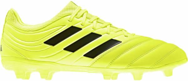Adidas Copa 19.3 Firm Ground - gelb (F35495)