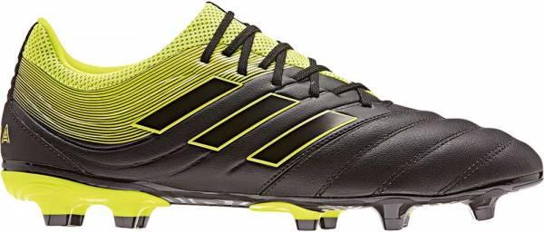 Adidas Copa 19.3 Firm Ground - Negro (Core Black/Solar Yellow/Solar Yellow Core Black/Solar Yellow/Solar Yellow)