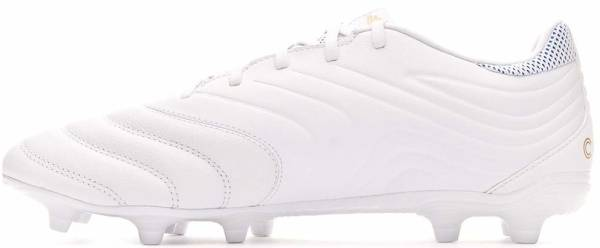 Adidas Copa 19.3 Firm Ground - White