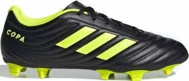 Adidas Copa 18.2 FG footwear whitecore blacktactile gold metallic
