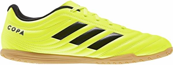 Adidas Copa 19.4 Indoor - Multicolour Solar Yellow Core Black Solar Yellow 000