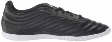 Adidas Copa 19.4 Indoor - Black/Hi-res Red/Silver Metallic (F35486)