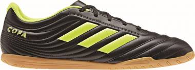Adidas Copa 19.4 Indoor - Black/Solar Yellow/Black (BB8098)
