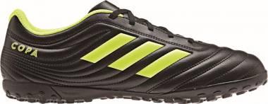 Adidas Copa 19.4 Turf - Black Cblack Syello Cblack 000 (BB8097)