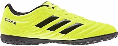 Adidas Copa 19.4 Turf - Solar Yellow/Black/Solar Yellow