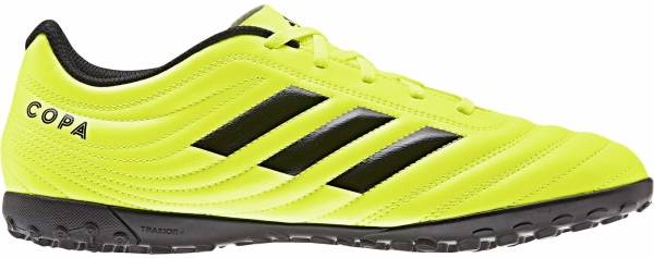 Adidas Copa 19.4 Turf - Yellow (F35483)