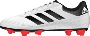 Adidas Goletto 6 Firm Ground - White Ftwwht Solred Cblack (AQ4282)