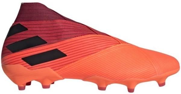 Adidas Nemeziz 19+ Firm Ground - Orange (EH0772)