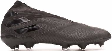 Adidas Nemeziz 19+ Firm Ground - Black (F34405)