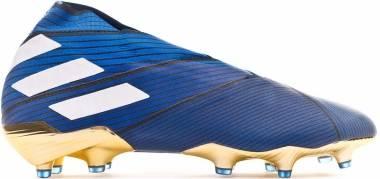 Adidas Nemeziz 19+ Firm Ground - Blue (F34406)