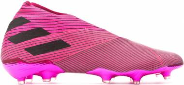 Adidas Nemeziz 19+ Firm Ground - Pink