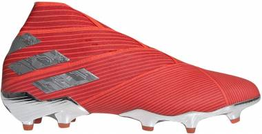 Adidas Nemeziz 19+ Firm Ground - Red