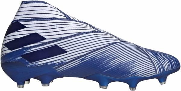 Adidas Nemeziz 19+ Firm Ground - Blue (G28520)