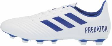 Adidas Predator 19.4 Flexible Ground - Multicolour Ftw Bla Azufue Azufue 000 (D97959)