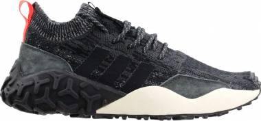 Adidas F/2 TR Primeknit - Carbon / Core Black