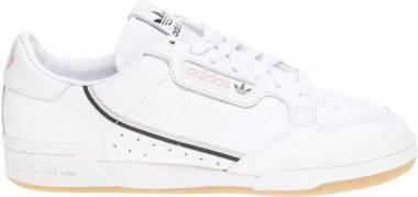 Adidas Originals x TFL Continental 80 - White