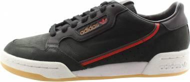 Adidas Originals x TFL Continental 80 - Schwarz