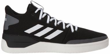 Adidas BBall80s - Black/White/Grey (B44833)