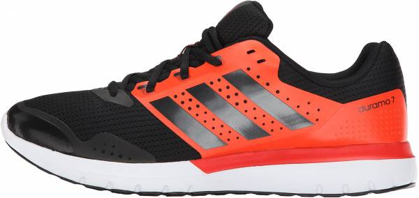new arrival 5297f 58e62 adidas-men-s-duramo-7-sneakers-multicolour-orange-black-red-a784-600.jpg