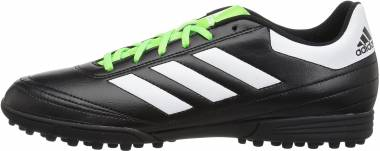 Adidas Goletto 6 Turf - Black/White/Solar Green (BB0585)