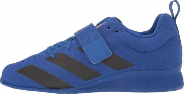 Adidas Adipower 2 - Collegiate Royal Black Collegiate Royal