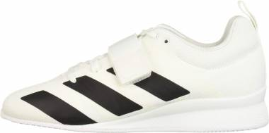 Adidas Adipower 2 - White