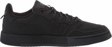 Adidas Supercourt - Core Black/Core Black/Core Black (FV4658)