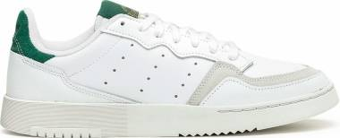 Adidas Supercourt - Footwear White Footwear White Collegiate Green (EF5884)