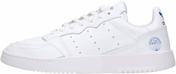 Adidas Supercourt - Footwear White Footwear White Bluebird (EF5887)
