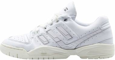 Adidas Torsion Comp - White