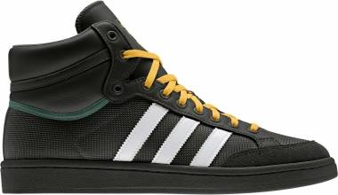 Adidas Americana Hi - Noir Vert Jaune Or