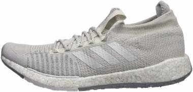 Adidas Pulseboost HD - Grey/Silver Metallic/White (F33910)