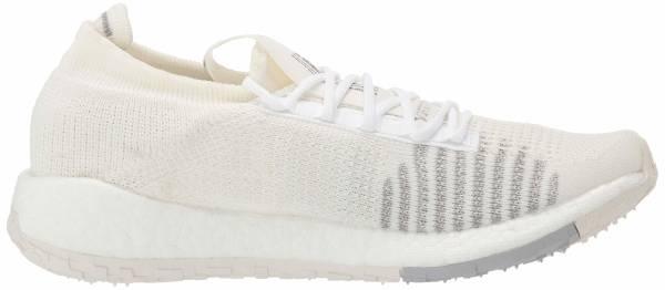 Adidas Pulseboost HD - White/Grey/White (FU7335)