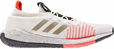 Adidas Pulseboost HD - core white/cyber met (EE9564)