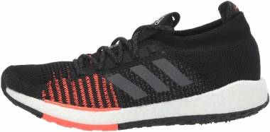 Adidas Pulseboost HD - Black/Grey/Solar Red