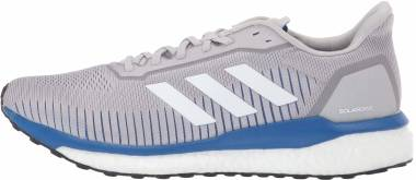 Adidas Solar Drive 19 - Grey Two/Footwear White/Blue (EF1417)