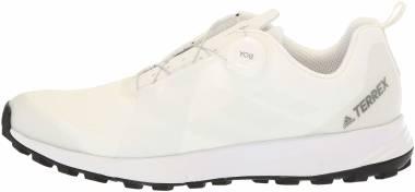 Adidas Terrex Two BOA - White Nondye Ftwwht Aergrn Nondye Ftwwht Aergrn (CM7572)