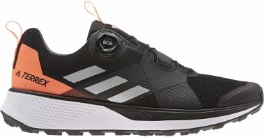 Adidas Terrex Two BOA - Black/Silver Met./Solar Red (EE8822)