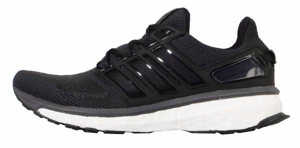 Adidas Energy Boost 3 woman black (core black/dark grey/dgh solid grey)