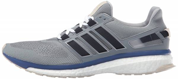 on sale a74af 8b6fe Adidas Energy Boost 3 Mid GreyUnity InkVapour Green Fabric
