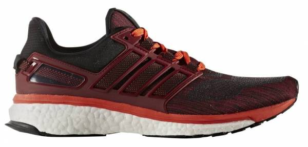 Adidas Energy Boost 3 men collegiate burgundy / core black