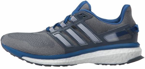 Adidas Energy Boost 3 men mid grey/black/equipment blue