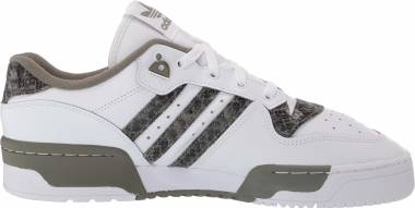 Adidas Rivalry Low - Blanc Vert Blanc (EG5785)