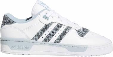 Adidas Rivalry Low - Ftwr White/Ash Grey/Ftwr White (EG7636)